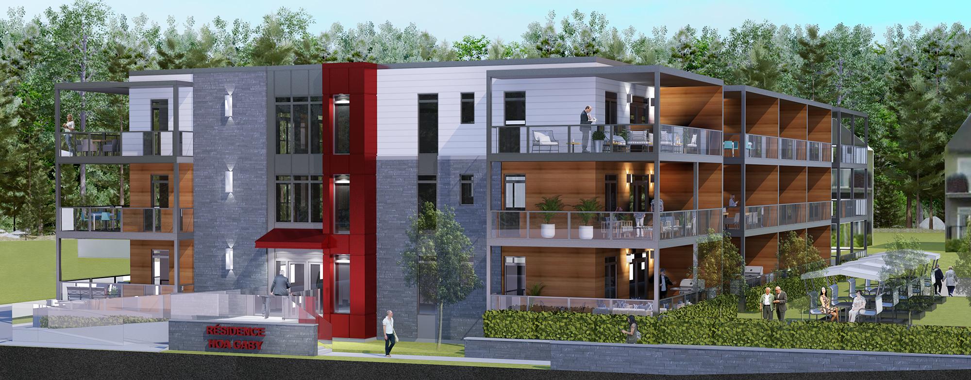 Des résidences adaptées à tous vos besoins